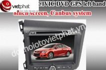 DVD CIVIC 2012